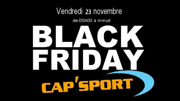 black friday capsport